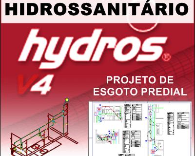 Curso Hydros Projeto de Esgoto Predial