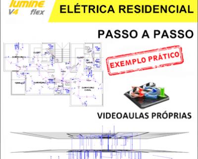 Curso Lumine V4 Projeto Elétrico Residencial
