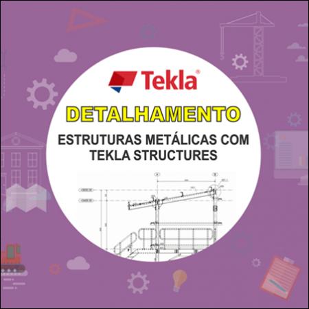 Curso Basico Detalhamento de Estruturas Metálicas com Tekla Structures 2017