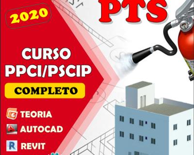 Curso PPCI/PSCIP 2021 Projeto Técnico simplificado (Teoria + Autocad + Revit)