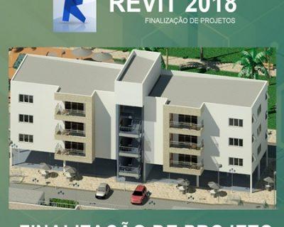 Curso Revit 2018 Finalização de Projeto