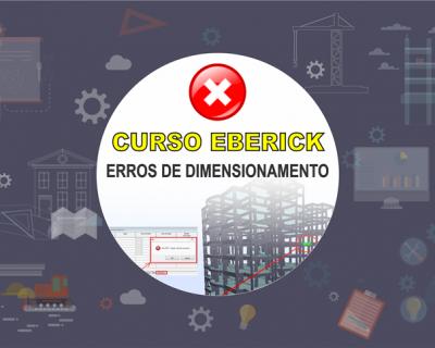 Curso Eberick Erros de Dimensionamento