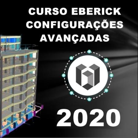 Curso Aprendendo as  Configurações de Projeto Avançadas do Eberick 2020/2021