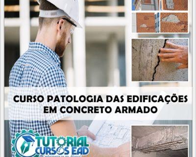 Curso Patologias das Construções em Estruturas de Concreto