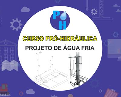 Curso Pró Hidráulica Projeto de Água Fria
