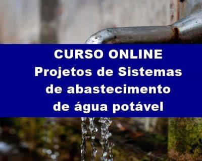 Curso Projeto de Sistema de Abastecimento de Água