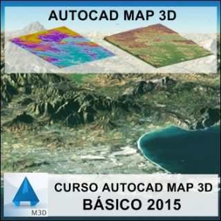 Curso Autocad Map 3D 2015 Básico