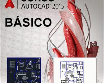 Curso Autocad 2015 Básico para Iniciantes