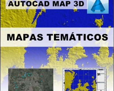 Curso Autocad Map Mapas Temáticos