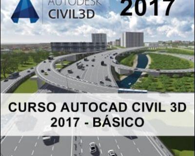 Curso Autocad Civil 3D 2017 Básico