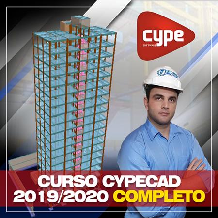 Curso Cypecad 2019/2020 Cálculo Estrutural (Teoria e Prática Completo)