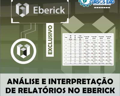 Curso Análise e Interpretação de Relatórios no Eberick