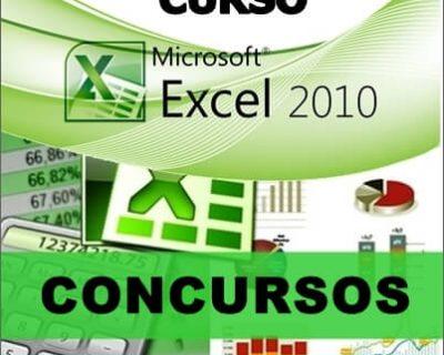 Curso Excel para Concursos