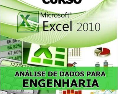 Curso Excel Análise de Dados para Engenharia