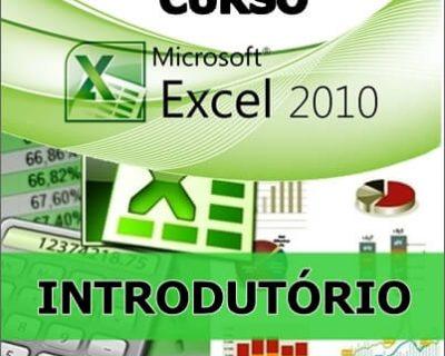 Curso Excel Introdutório