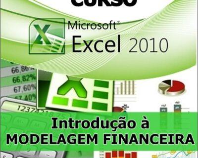 Curso Excel  Introdução à Modelagem Financeira