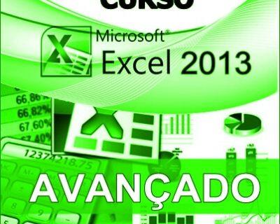 Curso Excel 2013 Avançado