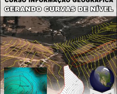 Curso Informação Geografica Gerando Curvas de Nivel