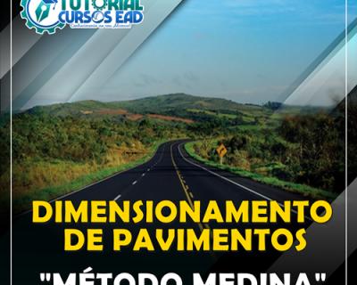 Curso Dimensionamento de Pavimentos Flexíveis Método Medina