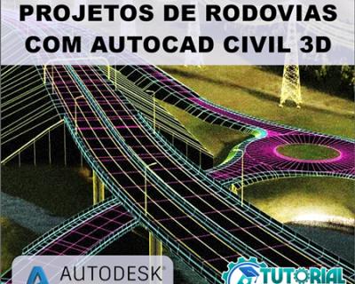Curso Projeto de Rodovias com Autocad Civil 3D do Início ao Fim