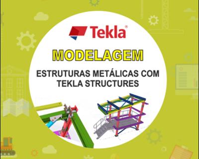 Curso Basico Modelagem de Estruturas Metálicas com Tekla Structures 2017